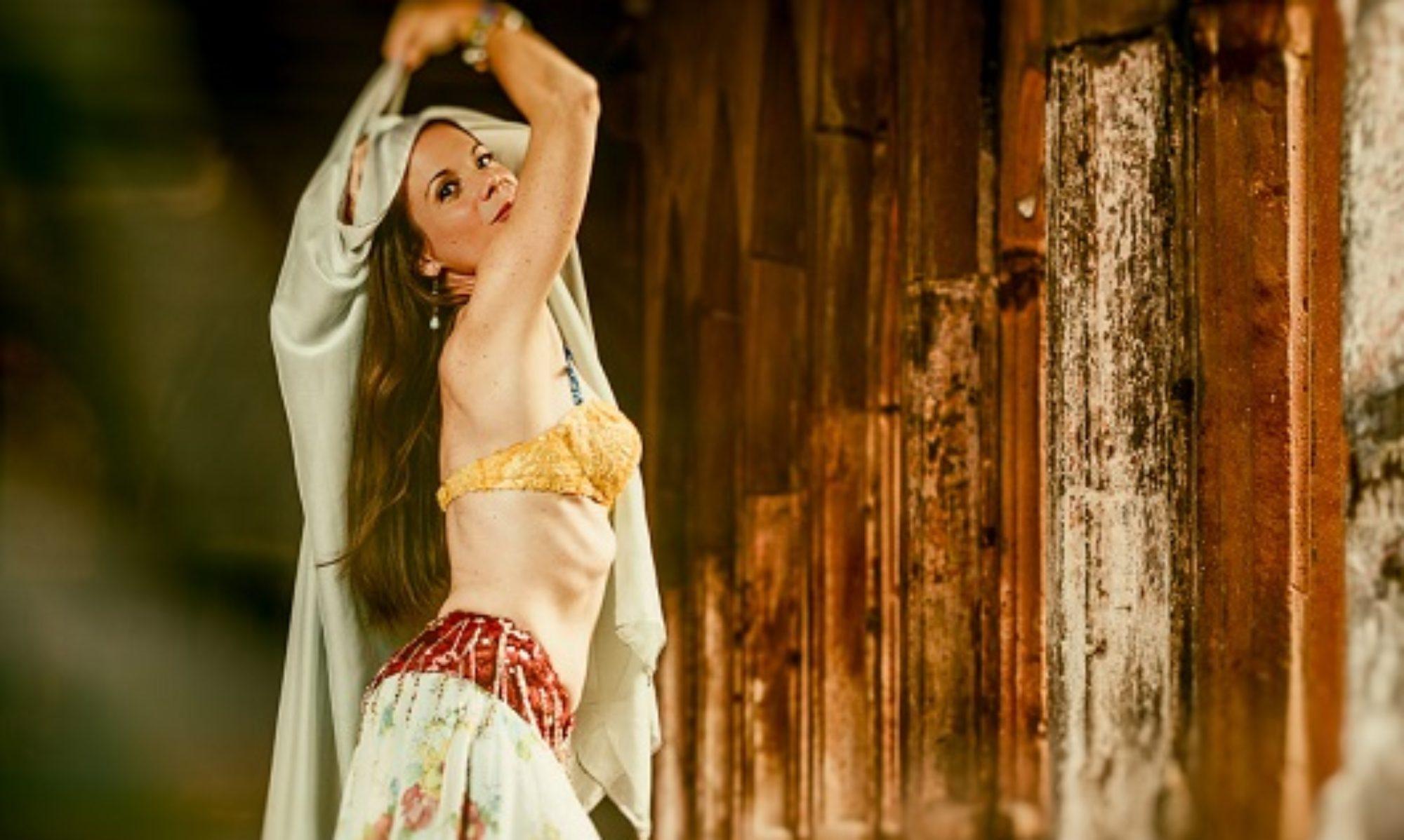 La Danse Orientale avec Sophia Sola
